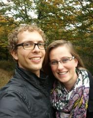 Johan en Annelies